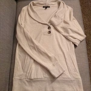 Banana Republic Oatmeal Sweatshirt Sz M